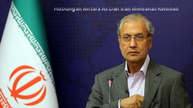 Hubungan Antara As Dan Iran Memanas Kembali